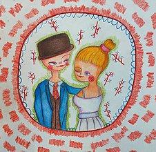 Kresby - kreslené rande - 7706548_
