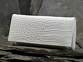 Peňaženky - Kožená dámská peněženka - Belleza - 7712340_