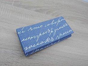 Peňaženky - Peňaženka na 12 kariet - 7710134_
