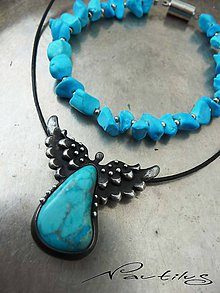 Sady šperkov - Sada šperkov - Anjelik v nočnej košieľke - 7714118_