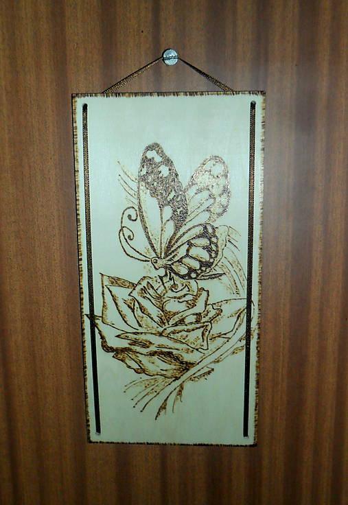 Obrázok motýľ   Cilekova - SAShE.sk - Handmade Obrázky f38b8c6b7e