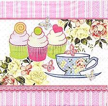Papier - čaj o piatej - 7713199_