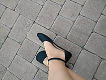 Obuv - barefoot sandalky - 7710256_