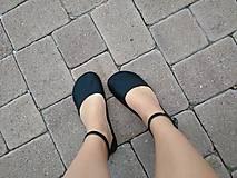 Obuv - barefoot sandalky - 7710259_