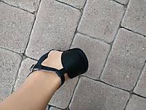 Obuv - barefoot sandalky - 7710263_