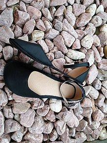 Obuv - barefoot sandalky - 7710252_