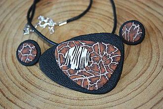 Sady šperkov - Afrika - sada - 7711497_