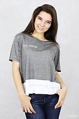 Tričká - Dámske tričko BAMBUS 02 POSSIBLE - 7711338_
