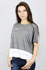 Tričká - Dámske tričko BAMBUS 02 POSSIBLE - 7711339_