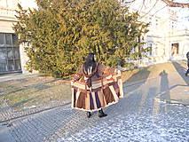 Iné oblečenie - maxi kabatosveter Eva - 7714668_