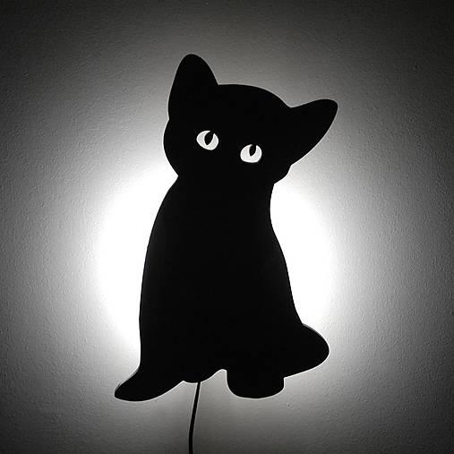 Lampa mačiatko