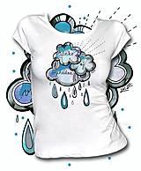 Tričká - Tričko s krátkym rukávom - Slnko aj vychádza - 7715930_