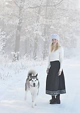 Sukne - Nordic skirt - 7717169_