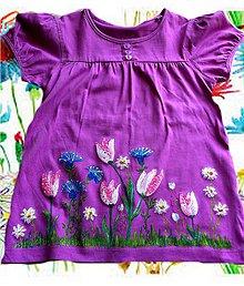 Detské oblečenie - Fialové - 7717649_