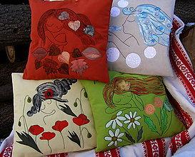 Úžitkový textil - šTyRI ROčné obdDOBIa - 7721207_