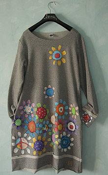Šaty - La Bomba Floral - 7718587_