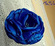- kvetinka v kráľovskej modrej - 7722588_