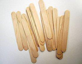 Polotovary - Drevené paličky 20 ks - 7721792_