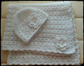 Textil - Deka s čiapočkou - 7721806_