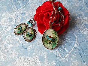 Sady šperkov - Vtáčia neha # 16 - ZĽAVA zo 7,90 eur - 7721769_