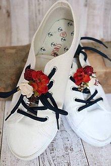 Odznaky/Brošne - Klips na topánky - 7722431_