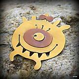 Odznaky/Brošne - Monsterka - 7725288_
