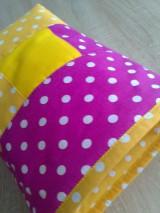 Textil - Látkový,úložný kôš na hračky.. - 7724182_