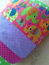 Textil - Látkový, úložný kôš na hračky.. - 7724525_