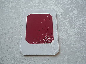 Papiernictvo - Pohľadnica zaľúbených - 7724778_