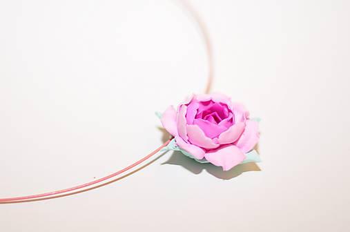 Šípová ružička - prívesok
