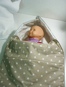 Textil - spací vak - 7726223_