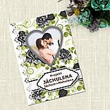 Papiernictvo - Zamilovaný projekt s fotkou 11 (čierne ruže) - 7725249_