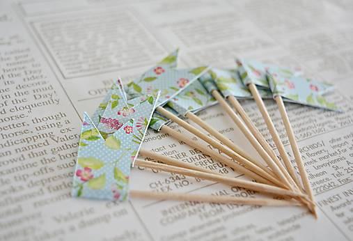Kvetinové vlajočky II/Candy bar