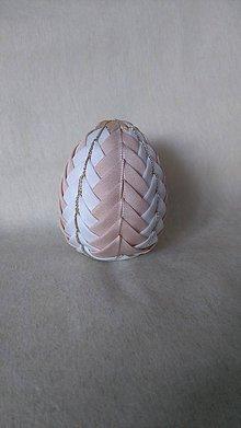 Dekorácie - Veľkonočné patchworkové vajíčko_8 - 7727551_