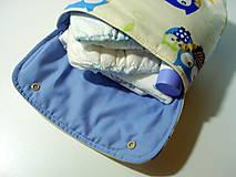 Detské doplnky - puzdro na plienky - 7728352_