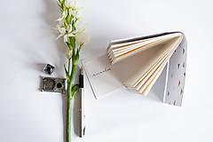 Papiernictvo - minimalism. Notes Biely III. - 7730984_