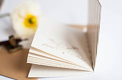 Papiernictvo - minimalism. Notes. A6 / line - 7731032_