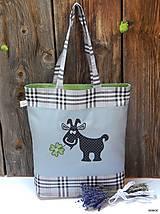 Nákupné tašky - Nákupná taška - capko záhradník - 7728598_