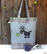 Nákupné tašky - Nákupná taška - capko záhradník - 7728601_