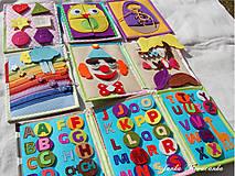 Hračky -  abeceda - 7730781_