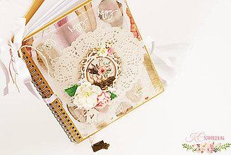 Papiernictvo - Romantický zápisník - 7732140_