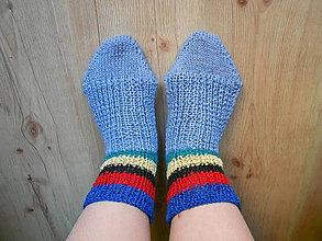 Obuv - Ponožky BIKE - 7733078_