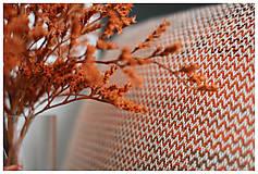 Úžitkový textil - Ručne tkaná obliečka na vankúš – Lúka - 7733059_
