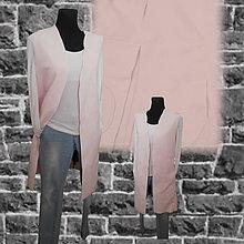 Iné oblečenie - Dámska vesta - 7734258_