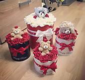 Dekorácie - Valentínske boxy - 7735426_