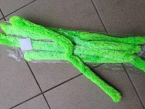 Polotovary - Twistios-neón zelena - 7734484_