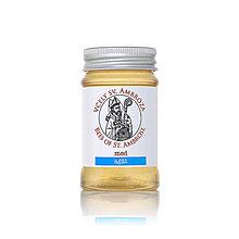 Potraviny - biely agát - 100% včelí surový med 130g - 7739433_