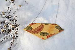 Náhrdelníky - Pierkovo - 7739006_