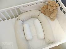 Textil - Polohovacie valčeky pre bábätko - 7736450_