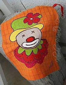 Detské tašky - vrecko ŠAŠO - 7737449_